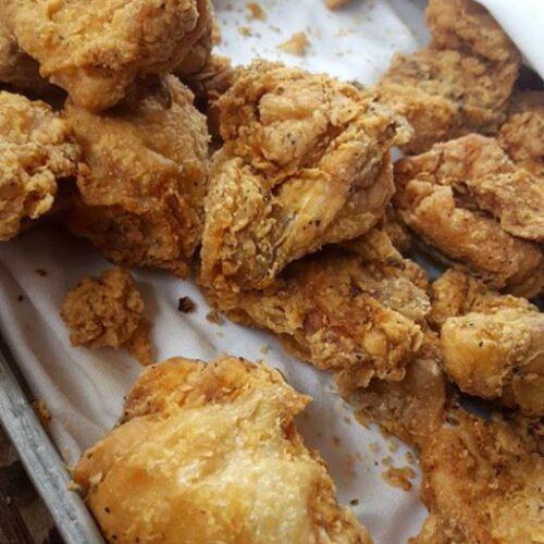 Granny's Secret Fried Chicken Recipe