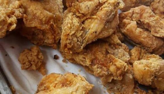 Granny's Secret Fried Chicken Recipe