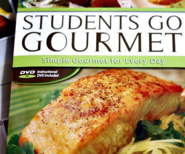 Students-Go-Gourmet-Cookbook-Review