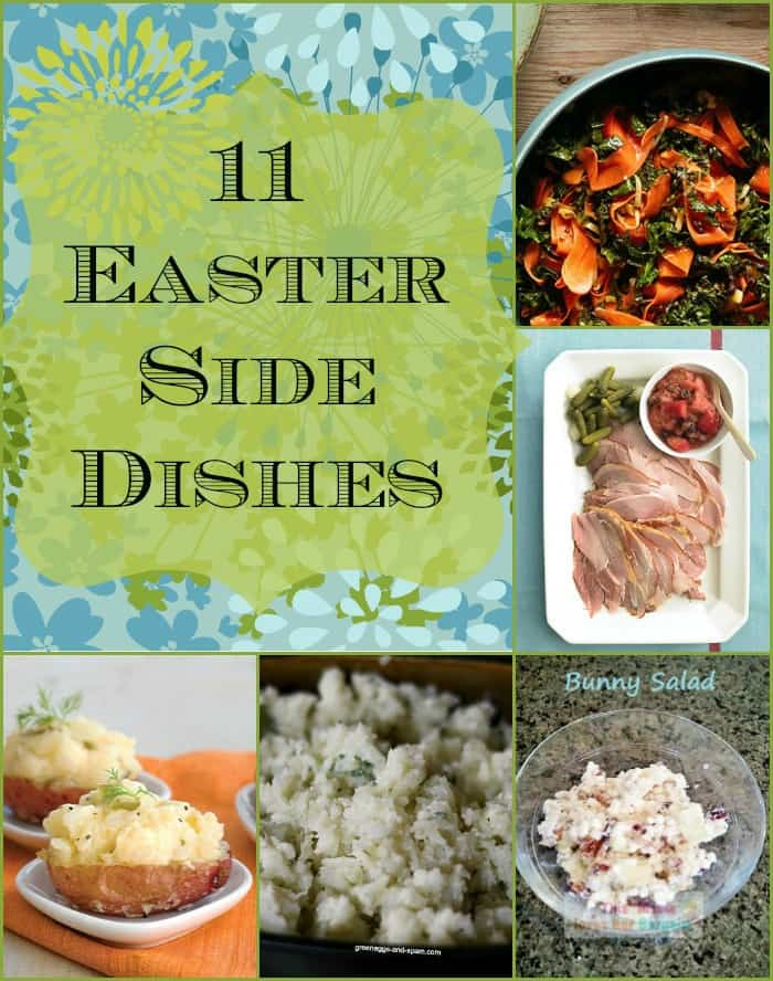 Picmonkey collage 1 for Non traditional easter dinner ideas