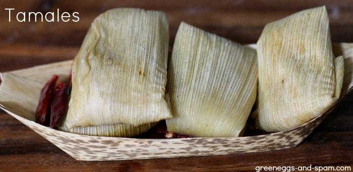 Tamales-