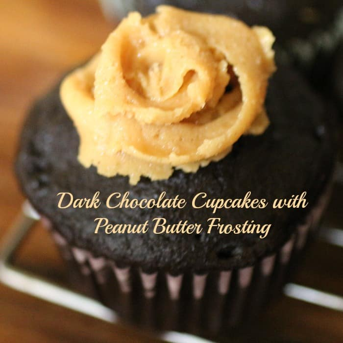 Dark-Chocolate-Cupcakes-with-Peanut-Butter-Frosting-3