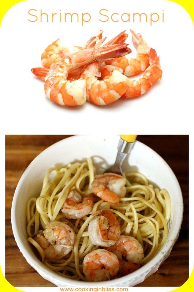 Shrimp Scampi – Elegant 30 Minute Meal