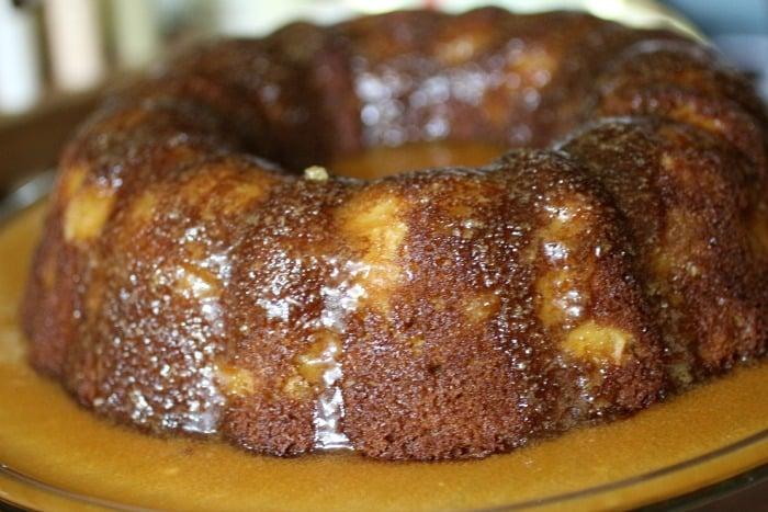 Caramel-Apple-Bundt-Cake