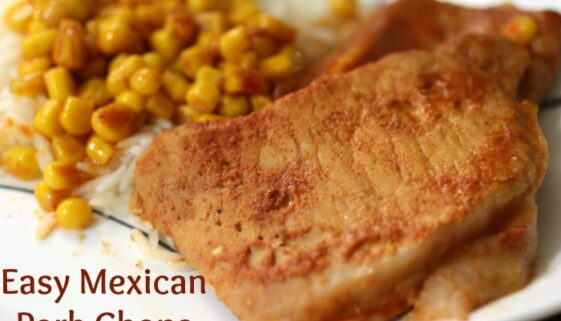 Easy-Mexican-Pork-Chops