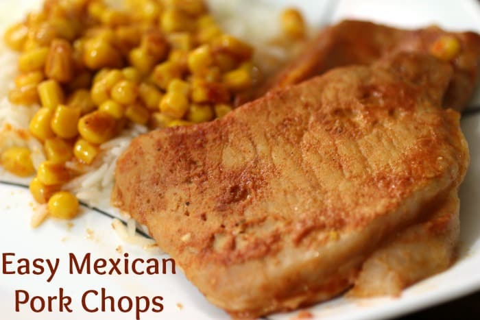 Easy Mexican Pork Chops – Dinner Made Simple