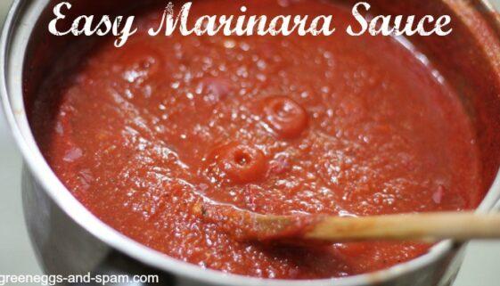 Easy-marinara-Sauce