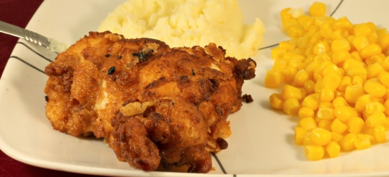 Fried-Chicken-Dinner