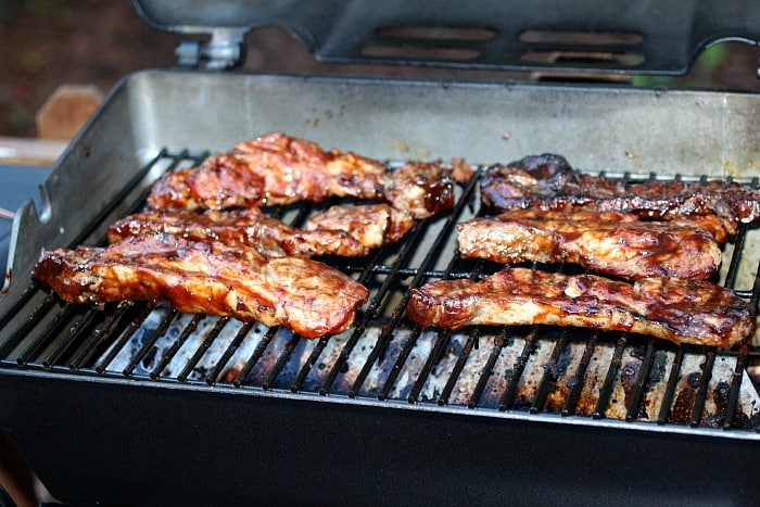 Grilled BBQ Country Style Ribs Recipe