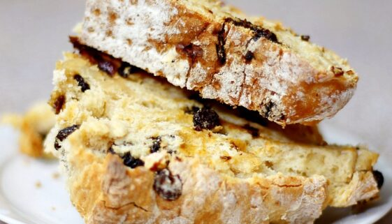 Irish-Soda-Bread-Stack