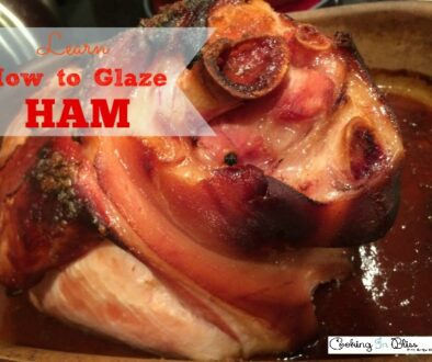 How to Glaze a Ham