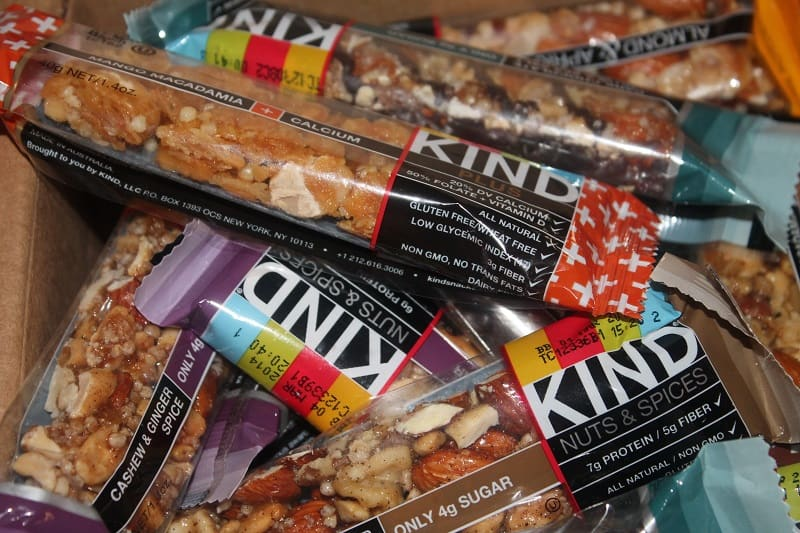 Kind Snacks: Be Kind to Your Body Kind Bar Review