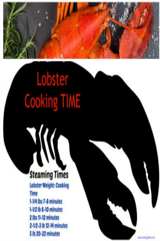 Lobster Cooking Time