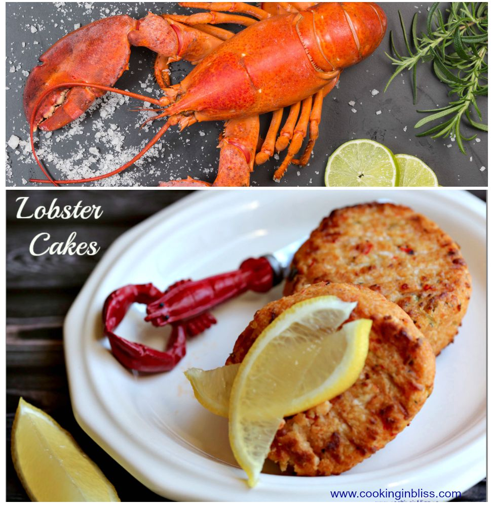 Lobster Cake Recipes