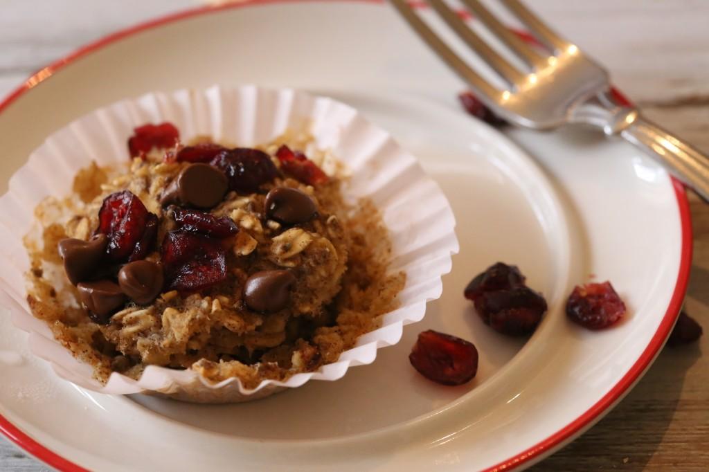 cranberry muffin