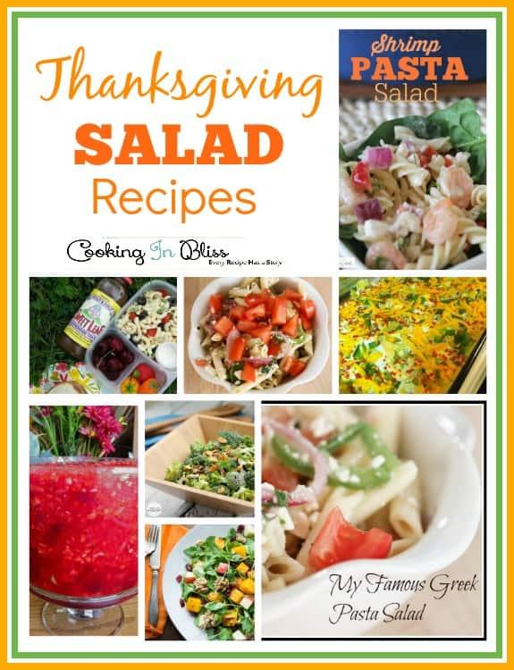 Thanksgiving Salad Recipes