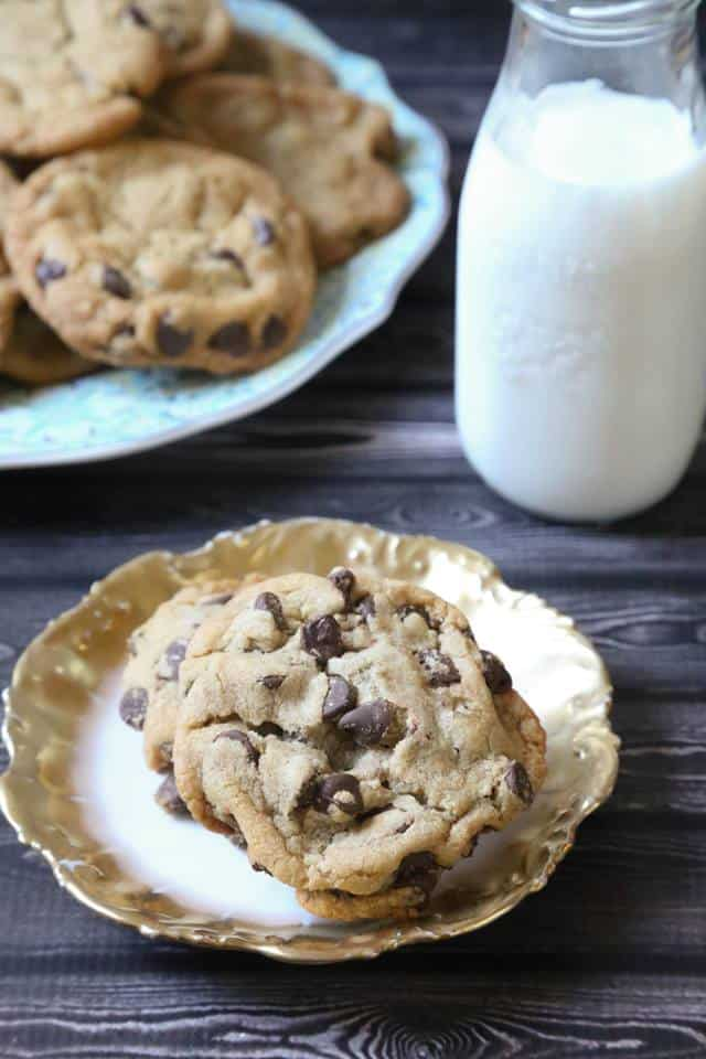 chocolate chip vanilla pudding cookie recipe