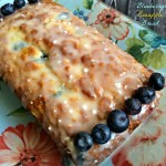 blueberry pineapple bread recipe