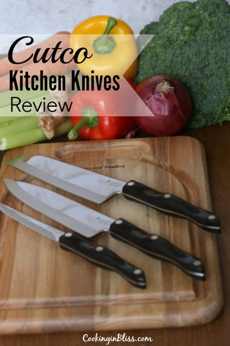 Cutco Knives Review