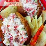 Crab Rolls Sliders Recipe