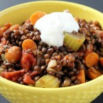 Easy Lentil Stew Recipe