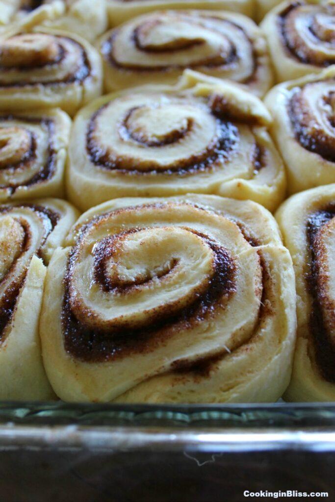 how to make cinnabon icing